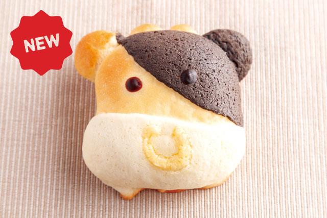 干支パン(うし) 180円 【小麦・乳・卵】