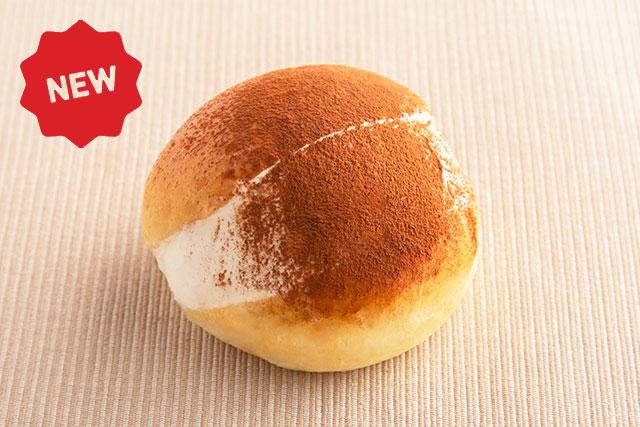 <イタリア>マリトッツォ(ティラミス) 260円(税込280円)【小麦・乳・卵】