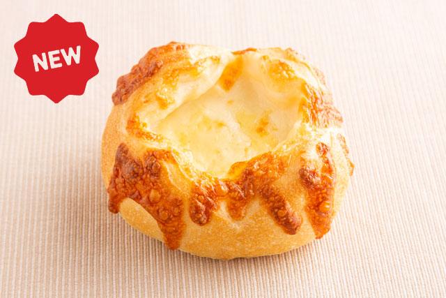 とろ~りチーズフランス 280円